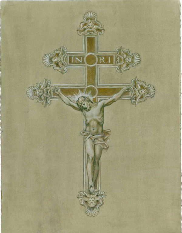 Patriarcal Processional Cross